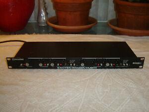 Rocktron RX2H, 2 Channel Exciter Imager Hush II, Vintage