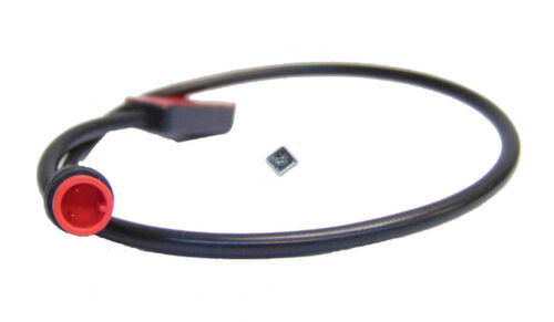 Bremssensor f Hydraulic NCB DIY  EBike PEDELEC Umbau Kit Umrüstung 2 Pin rot