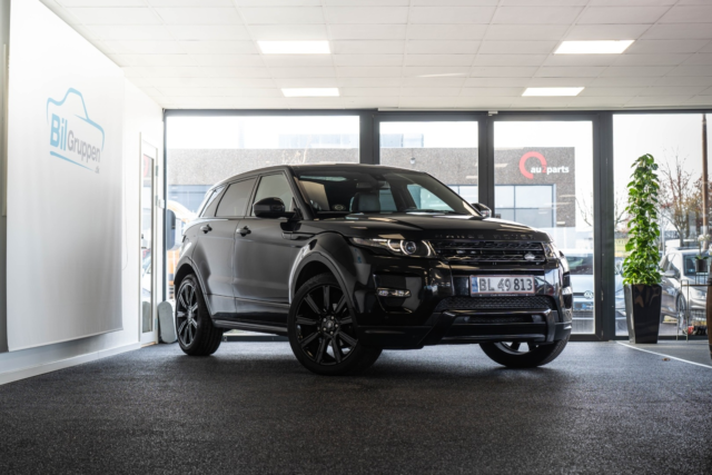 Land Rover Range Rover Evoque 2,0 Si4 240 Dynamic Coupé…