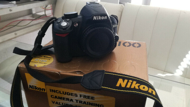 New Nikon Complete Camera Package – R13000 of Extras – Give away x 3 lenses in Total