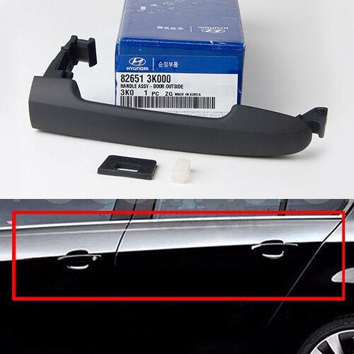 Door Handle Catch All Doors for Hyundai Sonata NF 2005-2010 GENUINE OEM Outside