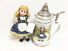 1999 Madame Alexander Germany Doll With Beer Stein #25800