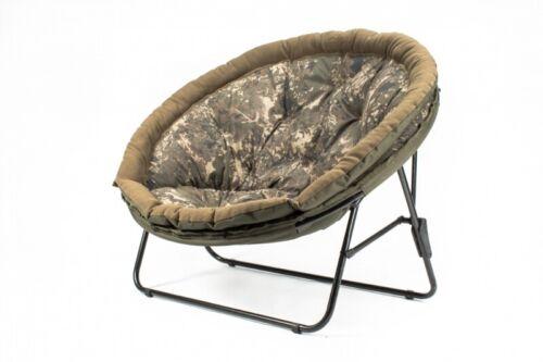 Nash Indulgence Low Moon Chair Karpfenstuhl Chair Stuhl NEW OVP