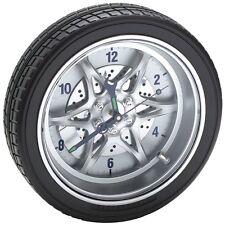 Rally Wheel Clock Wheel Clock Tire Clock Rim Clock Hubcap
