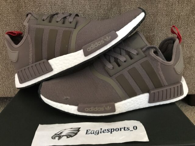Large Discount adidas nmd_r1 nomad runner tech earth