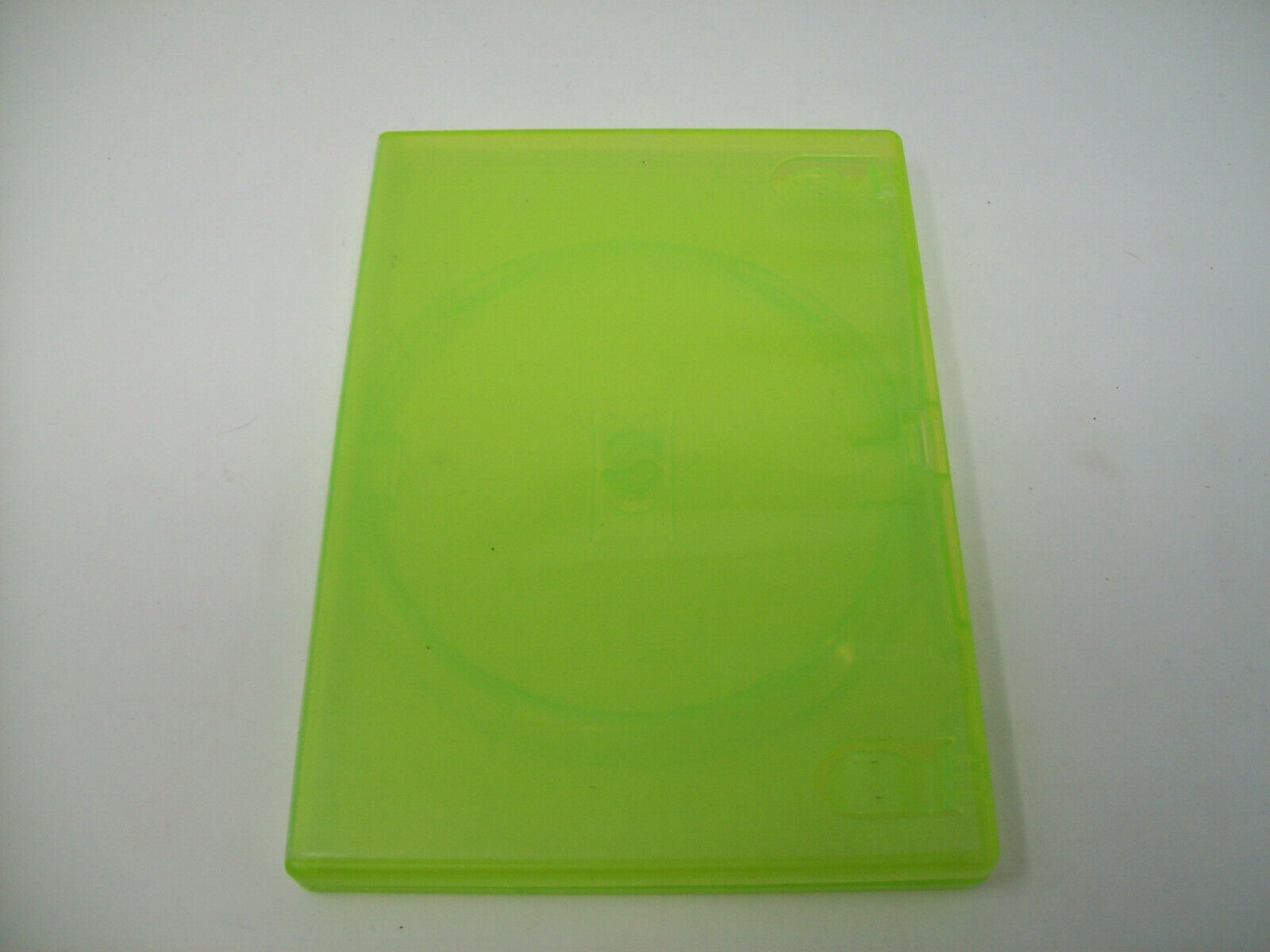 Original Retail Xbox 360 Empty Green Game Case - very good condition