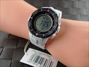 casio prg 300cm 7dr sensor dreifach v3 kompass luftdruck. Black Bedroom Furniture Sets. Home Design Ideas