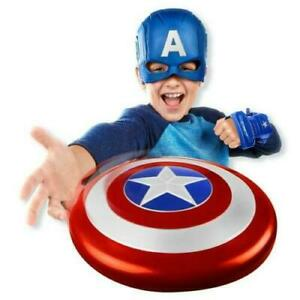 Marvel-Avengers-Captain-America-Action-Armor-Roleplay-Set-NEW