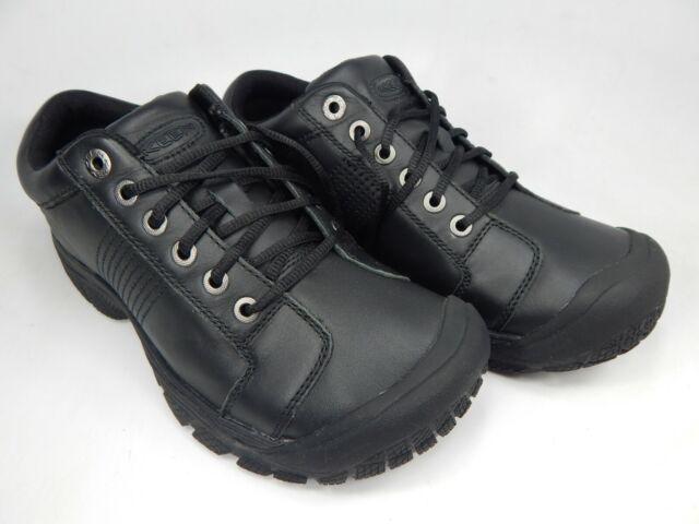 PTC Dress Oxford Work Shoes Black Size
