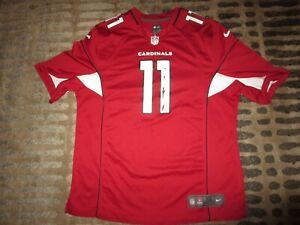 Details about Larry Fitzgerald #11 Arizona Cardinals nike on field NFL Jersey XL