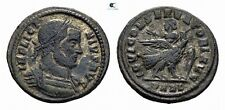 Savoca Coins Licinius Follis Arelate Arles Adler Eagle 2,50 g / 20 mm F#AAA274