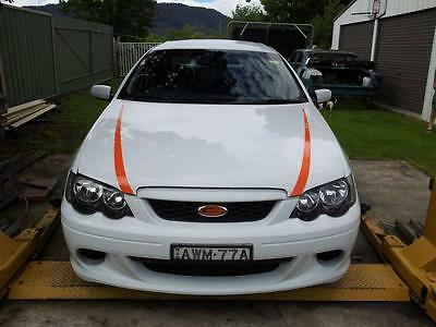FG FORD FALCON WING DECAL FOR XR6 XR8 FUTURA