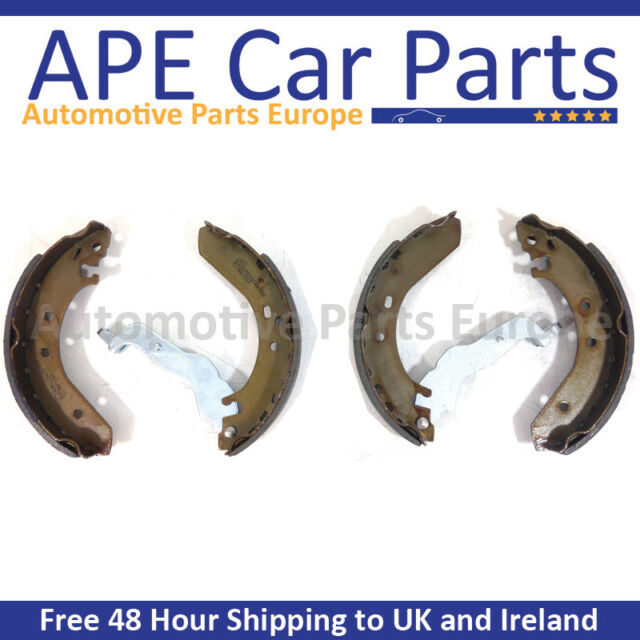 FORD FOCUS Mk2 Brake Shoes Rear 1.6 1.6D 04 to 12 Set QH 1075549 Quality New