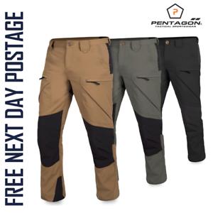 Il Pentagono vorras Tattico Militare Dell/'esercito Combat Pantaloni Arrampicata Trekking Pantaloni Nuovo