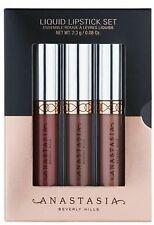 Anastasia Beverly Hills - Liquid Lipstick - Mini Set 3pc
