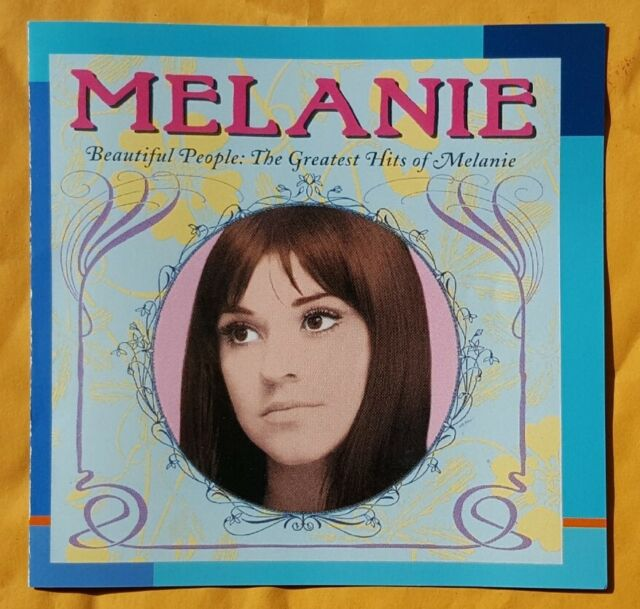 ☆ BEAUTIFUL PEOPLE The Greatest Hits of MELANIE CD Legacy Records BRAND NEW KEY