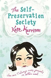 Very-Good-0752875299-Hardcover-The-Self-Preservation-Society-Harrison-Kate