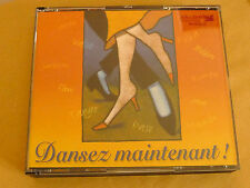 DANSEZ MAINTENANT SAMBA BOLERO POLKA RUMBA MANBO JAVA  PASO 5 cd READER'S DIGEST