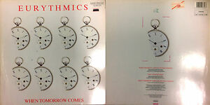 DISCO-33-GIRI-EURYTHMICS-WHEN-TOMORROW-COMES-B