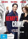 Henry's Crime (DVD, 2011)