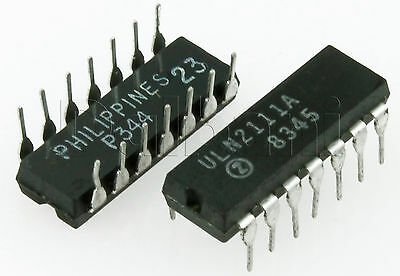 ULN2111A Original New NEC  Integrated Circuit Replaces NTE708