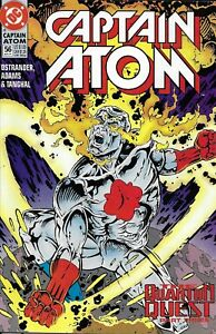 Captain-Atom-Comic-56-Copper-Age-First-Print-1991-Ostrander-Adams-Tanghal-DC