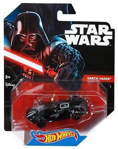 Star Wars Hot Wheels Darth Vader DTB03 NEW  NEU OVP