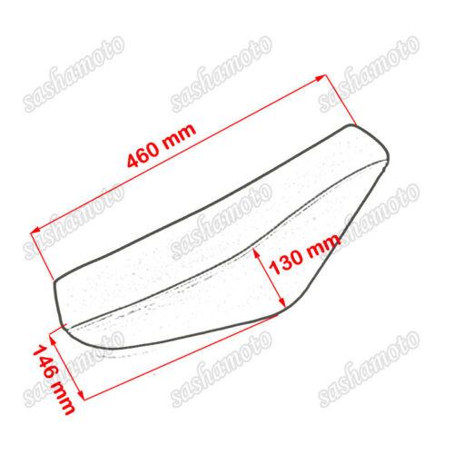 160cc Pit Dirt Bike SSR Thumpstar YCF Tall Foam Seat For Honda XR50 CRF50 50cc
