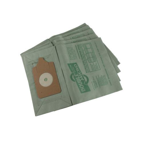 Pour Aspirateur Numatic Henry James Basil Aspirateur Poussière Papier Sacs 5 Pack