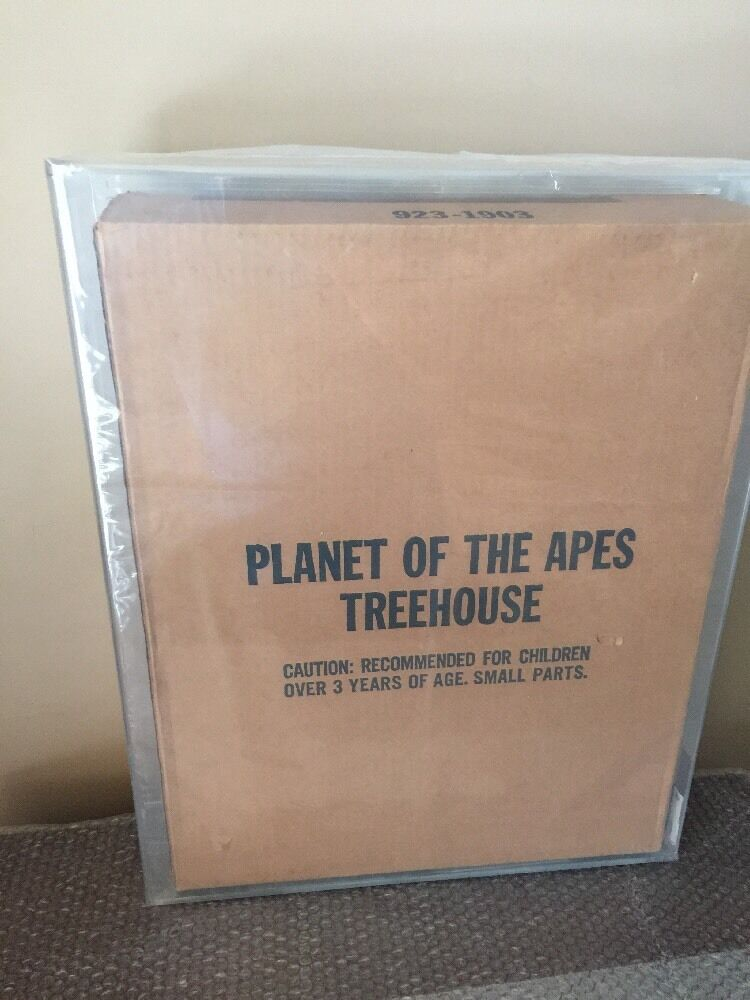 Mego Planet of the Apes JC Penny Mailer Stunning AFA 80 Only Graded Example RARE