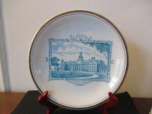 Circa-1910-Souvenir-Plate-The-Otesaga-Hotel-Otsego-Lake-Cooperstown-New-York