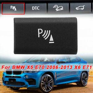 Car-Parking-Sensor-Switch-Plastic-Button-Cover-For-BMW-X5-E70-2006-2013-X6-E71
