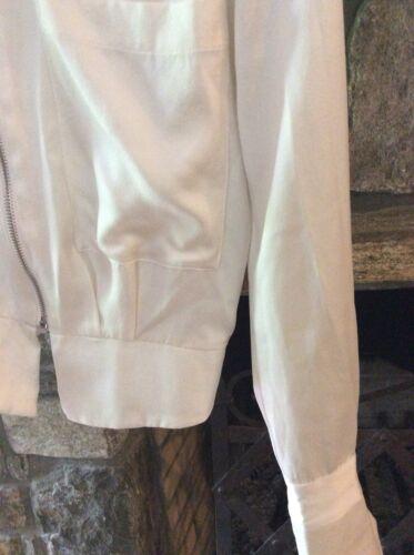 Jacket On Ecruoff Stone Lt Sheen Cold Maat Zip Short Witivoor Tag 0 New Fox 92EHYWDI