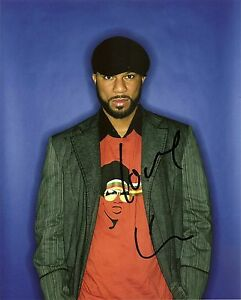 COMMON-GENUINE-AUTHENTIC-SIGNED-AUTOGRAPH-10X8-PHOTO-AFTAL-UACC-C