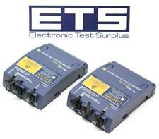 Fluke Networks DTX-SFM SM Fiber Modules For DTX-1800 DTX-1200 Cable Analyzer