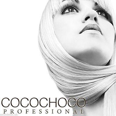 COCOCHOCO PURE Brazilian Blow Dry Keratin Treatment 500ml KIT For Blonde Hair