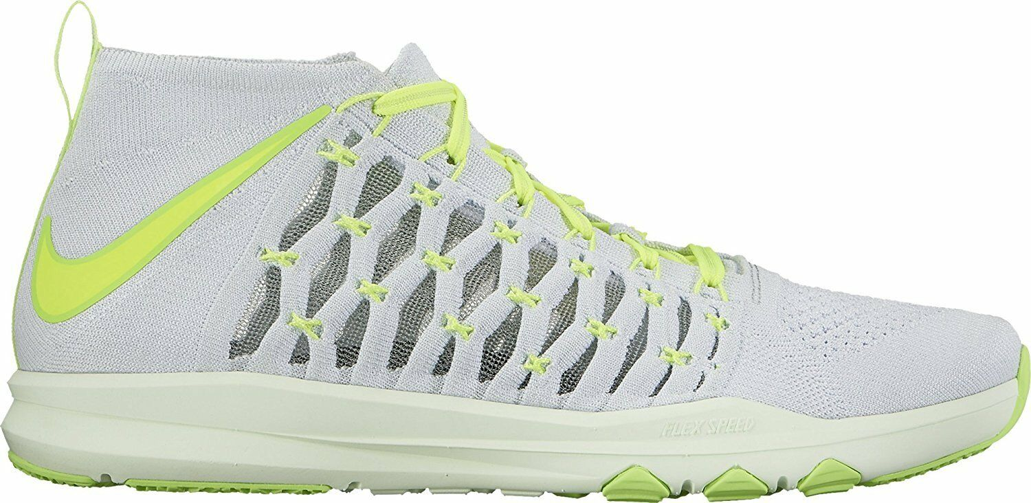 Nike Train Ultrafast Flyknit Mens Cross Training Shoes 843694 006 9 10.5 11 11.5 The latest discount shoes for men and women