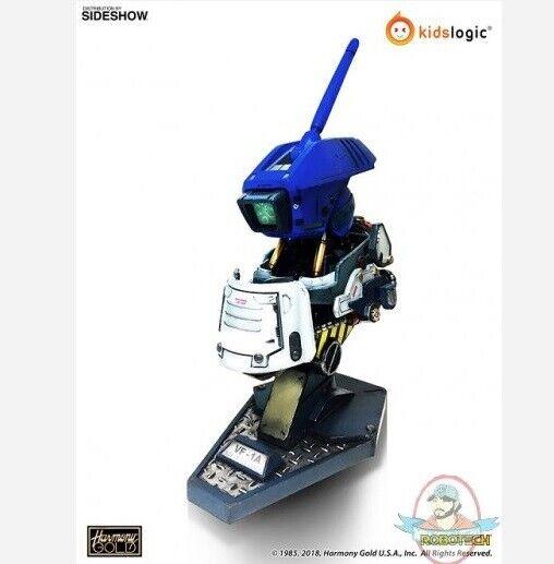 Robotech Valkyrie VF-1A Max Macross Mechanical Bust Statue