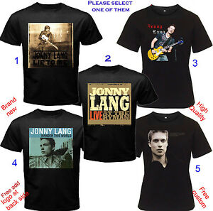 jonny lang album concert tour shirt size adult s 5xl youth babies toddler ebay. Black Bedroom Furniture Sets. Home Design Ideas