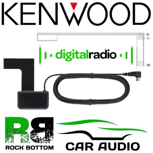 Digital Aerial Antenna CT27UV62 Kenwood DPX-7000DAB Car Stereo Glass Mount DAB