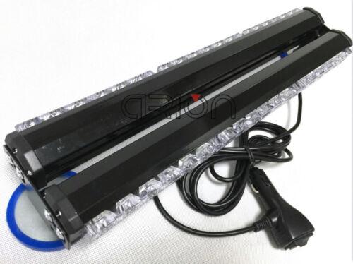 36 LED 108W Double Side Car Truck Flashing Strobe Work Light Bar Amber//White