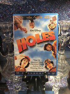 Walt-Disney-s-Holes-Full-Screen-Edition-DVD-Like-New-Cool-Blue-Case-Nice
