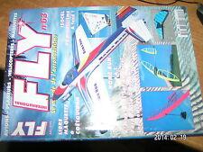 Fly n°63 plan encarté Multifly / Pico-Jet El'iot & K'max Parab'Aile Isocel
