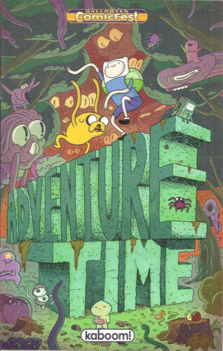 Adventure Time  Halloween Comicfest  Ashcan  Mini-Comic