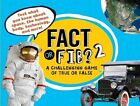Fact or Fib? 2: A Challenging Game of True or False: 2 by Kathy Furgang (Paperback, 2014)