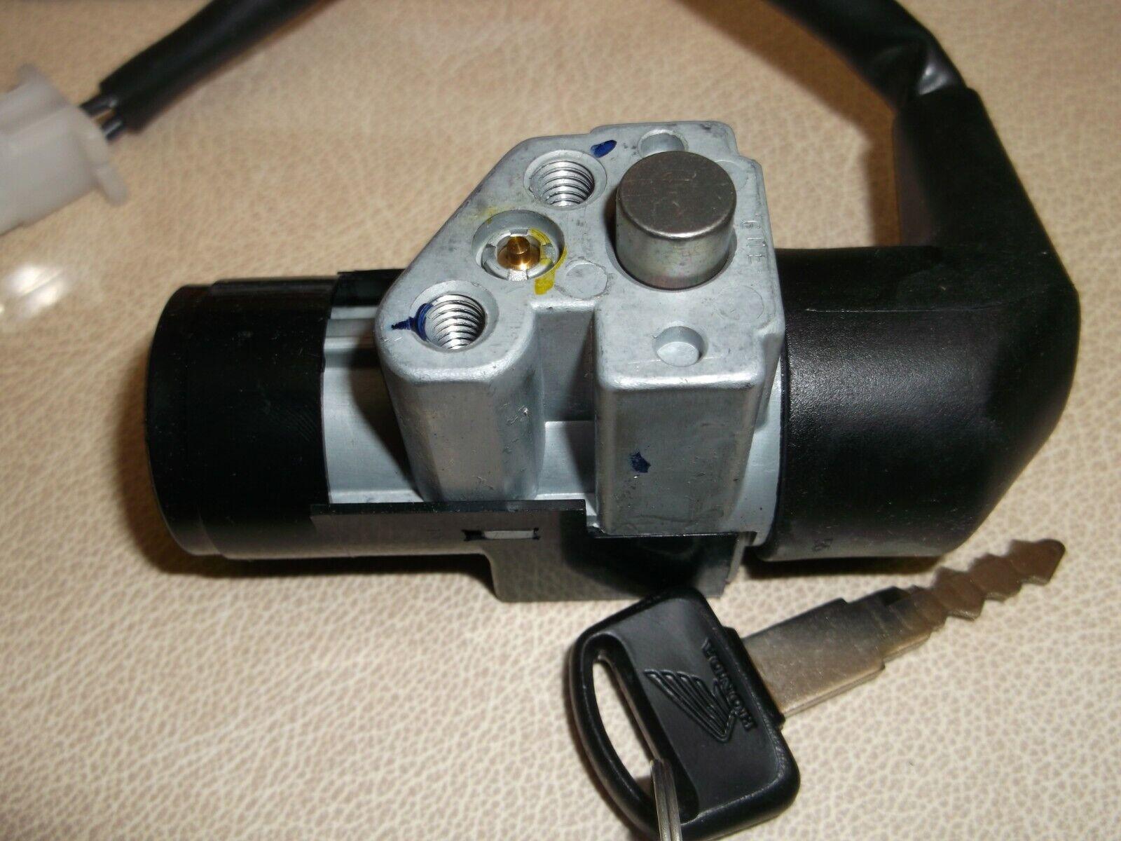 Honda Vision 50 NSC50 Ignition Barrel Switch Lock /& Keys 2012 to 2014