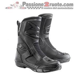 nuevo producto zapatos casuales gama completa de artículos Detalles de Bota Botas Axo Airflow Verano Touring Moto Boots