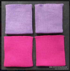 La imagen se está cargando Punos-elasticos-de-lana -muchos-colores-disponibles b218b0140f9