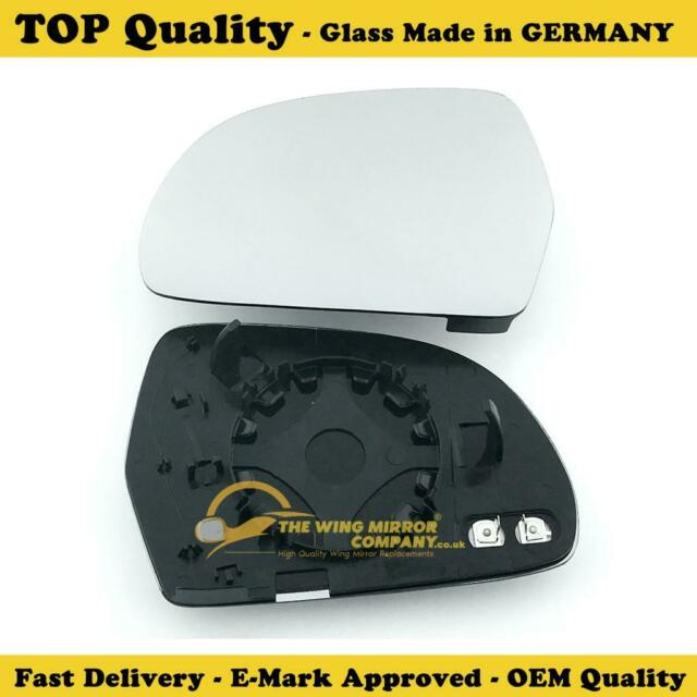 Audi S3 Wing Mirror Heated Base Left Hand Side  Fits Reg 2006 to 2017