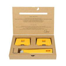 Cristel Mutine Removable Handle - Set of 1 Handle + 2 Side Handles - Yellow